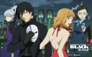 Darker Than Black Season 1