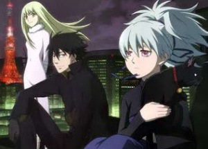 Hei's love interests-Darker Than Black