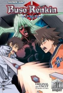 Buso Renkin anime