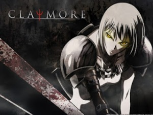 Claymore- Clare