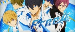Free! anime 2013