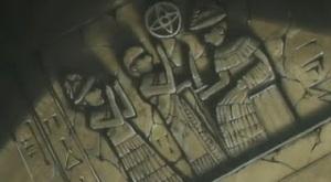 Gilgamesh myth in Gilgamesh anime