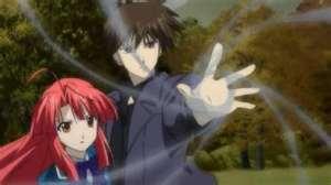 Kaze No Stigma- Ayano and Kazuma