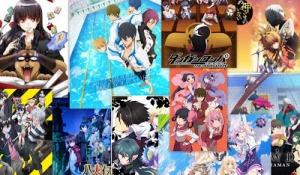 New Summer 2013 Anime Season