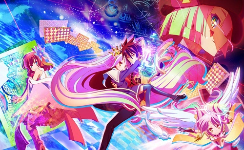 No Game No Life 2014 anime series