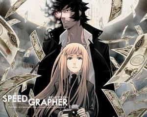 Speed Grapher anime