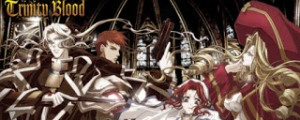 Trinity Blood characters