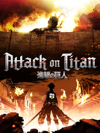 Attack on Titan-2013 Anime Series
