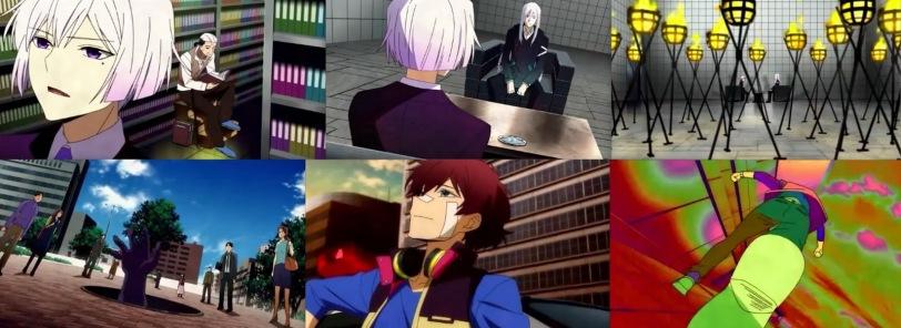 Hamatora Episode 3 [1-6]