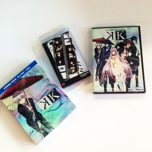 K – the complete series