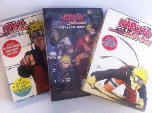 Naruto Shippuden Movies
