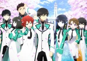 The Irregualr at Magic High School-2014 Anime Series