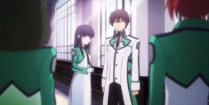 The Irregular at Magic High School Episode 1-Gorgeous animation