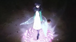 Using magic shows how gorgeous the animation is in the series