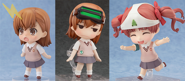 Win a Certain Scientific Railgun Nendoroid-FUNI