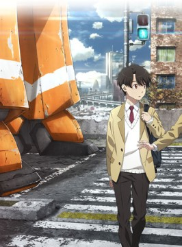Aldnoah.Zero 2014 anime series