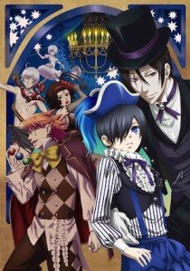 Black Butler 3 2014 anime series