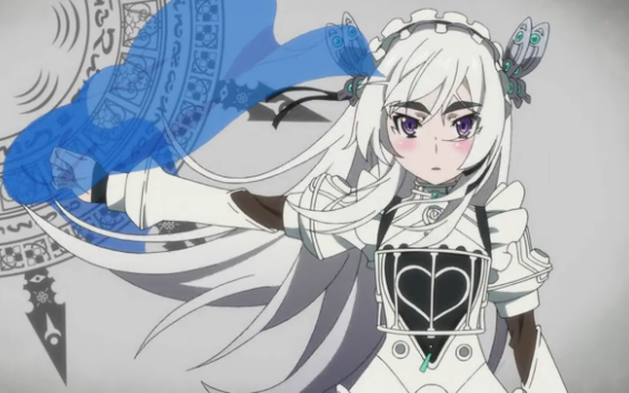 Chaika The Coffin Princess 2-6 Anime Review feautured image