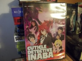 Cuticle Detective Inaba DVD Collection