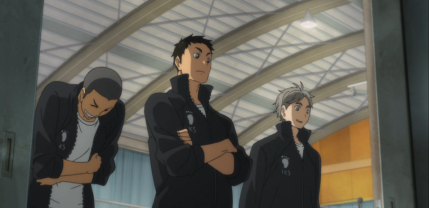 Haikyu Episode 2 [2-2]
