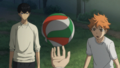 Haikyu Episode 3 [1-2]