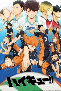 Haikyuu!! wallaper {Promotional artwork Full]