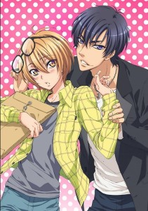 Love Stage!! 2014 anime series