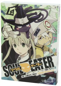 Soul Eater 2012 DVD Complete Collection Set