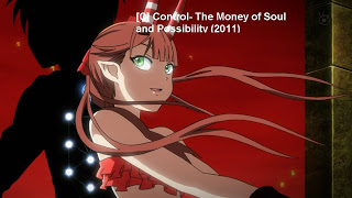 [C] Control- The Money of Soul and Possibility Anime Review starter