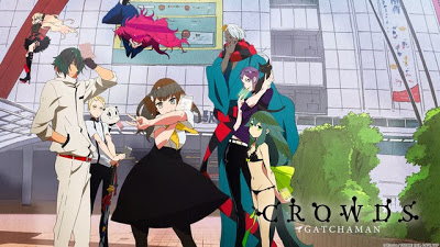 Gatchaman Crowds 2013