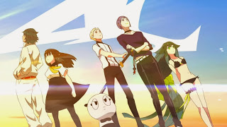Gatchaman Crowds world