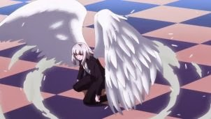 Makai Ouji Devils and Realist- Michael archangel