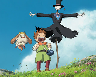 Markl in Howl's Moving Castle