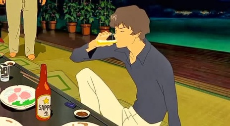 Summer Wars-Uncle Wabisuke