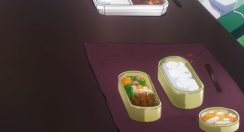 The Irregular at Magic High School Episode 2-Student Council having Lunch