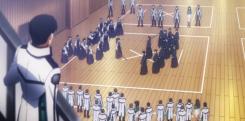The Irregular at Magic High School Episode 3-Kendo practice