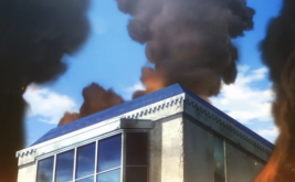 The Irregular at Magic High School Episode 6-Buildings after terrorist attack