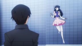 The Irregular at Magic High School Episode 8-Miyuki flying Part 3