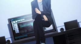 The Irregular at Magic High School Episode 8-Tatsuya shows he can fly with new spell sequence Part 1