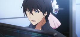 The Irregular at Magic High School Episode 8-Tatsuya working hard