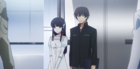 The Irregular at Magic High School Episode 9-Tatsuya and Miyuki visit FLT Part 1