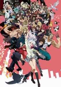 Tokyo ESP 2014 anime series