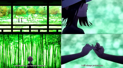 Tokyo Ravens Episode 1- Final Harutora and Natsume as children