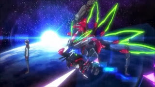Valvrave the Liberator 2  Episode 1- Opening Theme Song