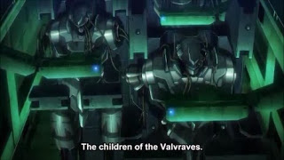Valvrave the Liberator 2  Episode 1-The children of the valvraves