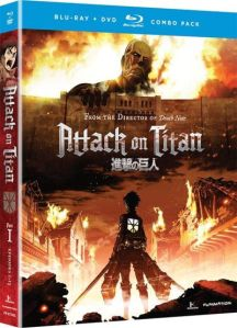 Attack on Titan Part 1 Standard Edition