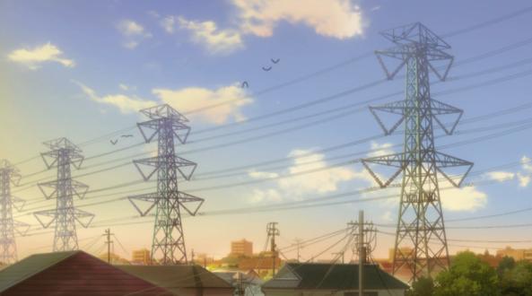 Attention to detail in this anime series!-Gekkan Shojo Nozaki-kun Episode 1