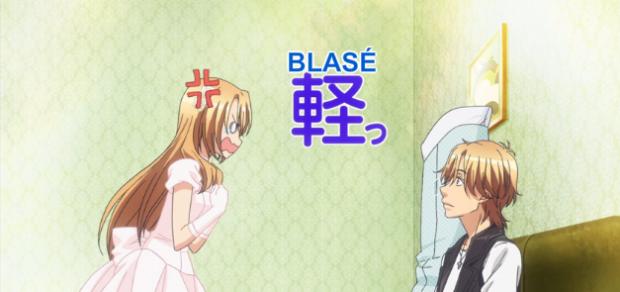 Blase attitude in Shougo-Love Stage!! Episode 2