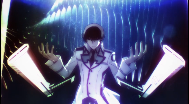 Gun God Tatsuya-The Irregular at Magic High School anime series