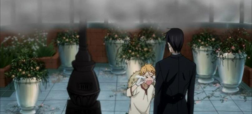 Incident 4-Black Butler 3 Episode 1